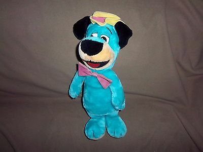 "Huckleberry Hound Plush 16"" Hanna Barbera  1991 Ovation"