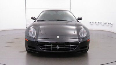 2007 Ferrari 612 Base Coupe 2-Door 2007 Ferrari 612 Scaglietti-Great Colors, Options Handling GTS Package Low Miles