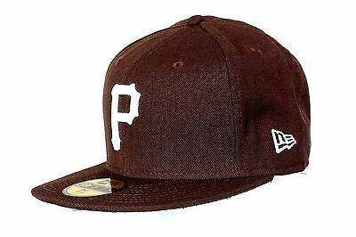 NEW ERA PITTSBURGH PIRATES 59FIFTY CAP SIZE 7+5/8 (60.6cm)