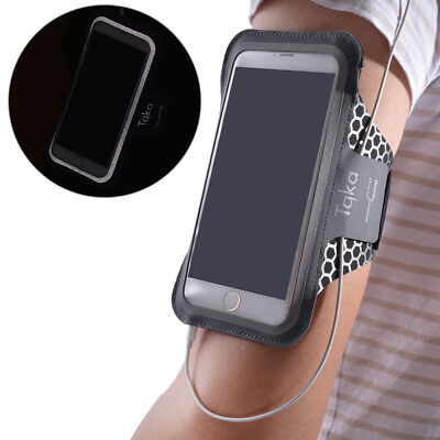 Sports Gym Armband Cover Jogging Cycling Running Arm Holder Case Cell Phone KA11