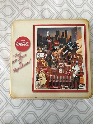 Coca Cola Antique Puzzle