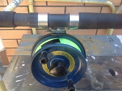 Surf Rod And Alvey Reel