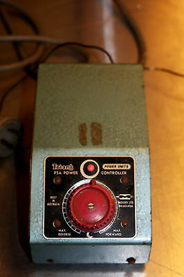 Moldex Triang P5A Train Controller Vintage Made in Australia