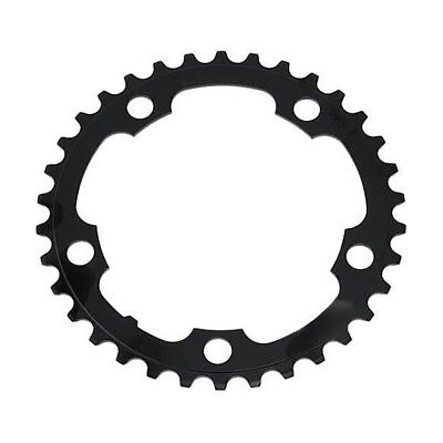 Shimano FC-2350 110mm BCD Sora Black Compact Chainring 34T 7 8 9 Speed