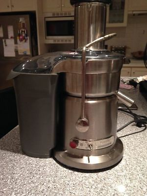 Breville Juice Fountain 800JE Juicer - Commercial Grade - RRP $499.99