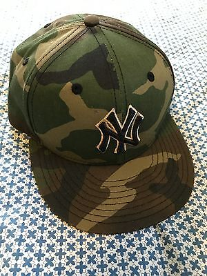 New York Yankees 59Fifty Fitted Cap, 7 3/8