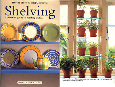 Diy Woodwork Book - Practical Guide To Building Shelves
