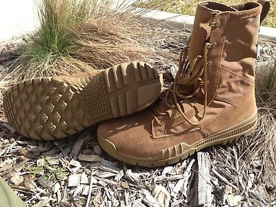 Nike Tactical Boots, Size 12.5US