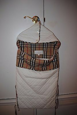 Burberry Bunting Authentic Cotton $400