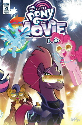 "007 My Little Pony The Movie - Adventure Comedy 2017 USA Movie 14""x21"" Poster"