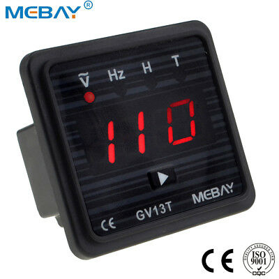 BC-GV13T  AC Digital Frequency Chronograph Generator Multifunction Voltmeter