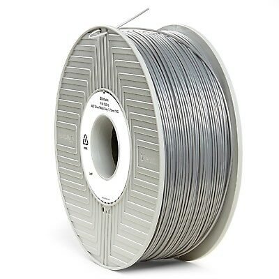Verbatim 1.75 mm ABS Filament for Printer - Silver