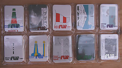Flip Cards Self Instruction Systems for Mariners, Cadets, Yachtsmen - RYA Course