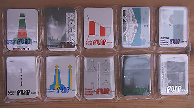 Marine Flip Cards Training Aid for Mariners, Cadets, Yachtsmen on RYA Courses