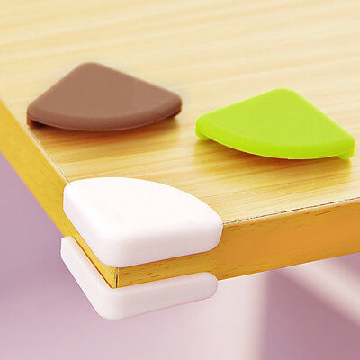 4 PCS Baby Safety Table Corner Protector Silicone Collision Angle Protection New