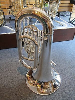 Boosey & Hawkes Imperial EEb Tuba - Silver Plate (used instrument)