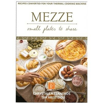 Mezze - Small Plates to Share Recipe Book for Thermomix® TM5 TM31