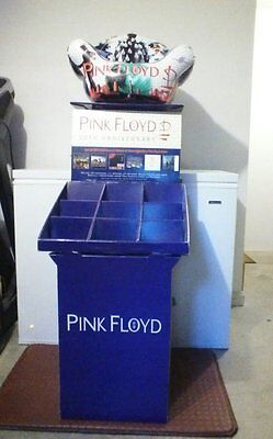 Pink Floyd 1997 Inflatable Promo Chair And Display - Ultra Rare Set!!!
