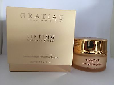 Gratiae Organic Beauty By Nature Lifting Moisture Cream
