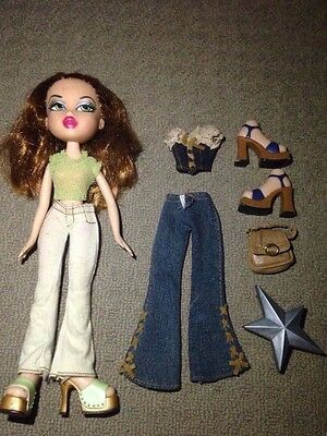 Bratz Doll Meygan Strut It 2003