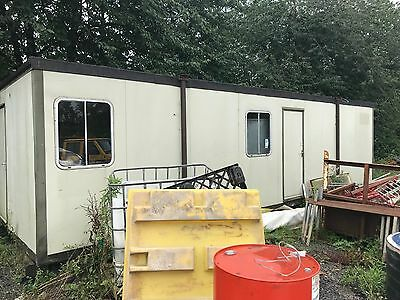 Porter Cabin - 31Ft X 10Ft - Used Condition