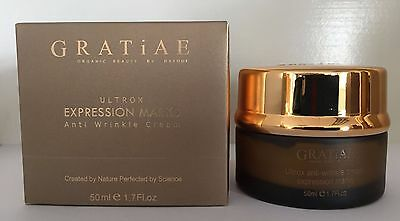 Gratiae - ULTROX Facial Anti-Wrinkle Cream-Expression Marks