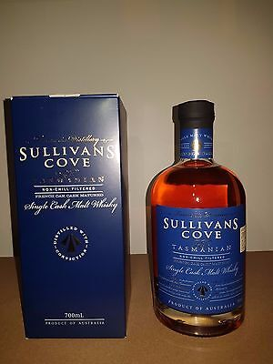 Sullivans Cove French Oak Australian Whisky - World Whisky Winner 2014