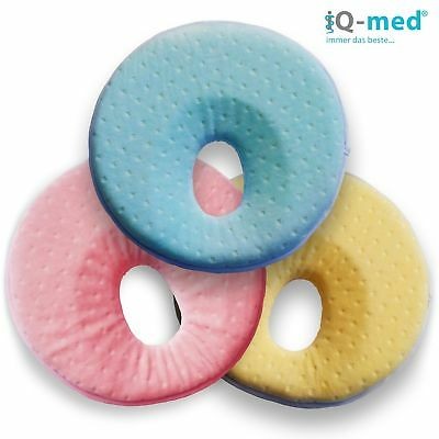 Baby pillow from iQ-med | Baby pillow against deformation and flat head | mad...