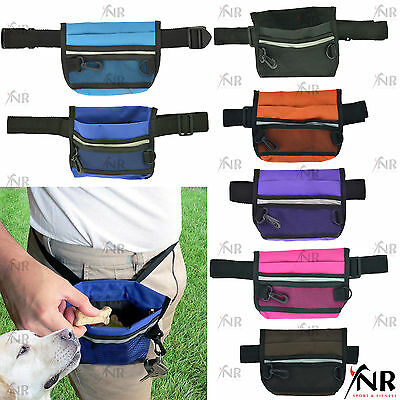 new dog show training treat pouch agility obedience adjustable Belt bag Net