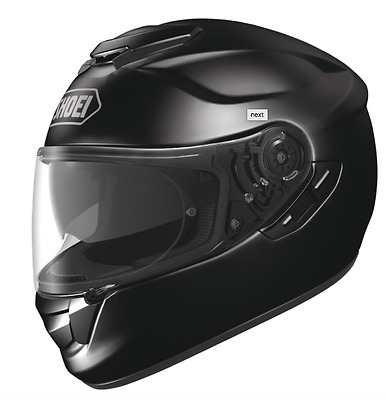 "Shoei Gt-Air Sport Touring Motorcycle Helmet - Solid Black ""l"""