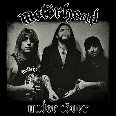 MOTORHEAD UNDER COVER CD 2017 10 Raucous Covers Including David Bowie's Heroes
