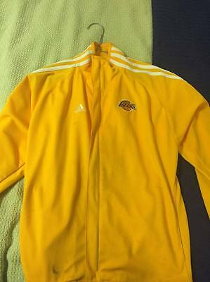 Gold Lakers Jacket