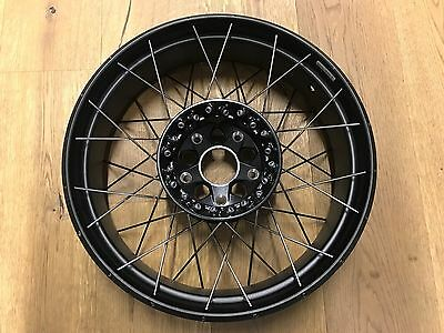 BMW Satz Felgen Speichenfelgen Spoke Wheel R 1200 GS R1200GS LC Adventure K50