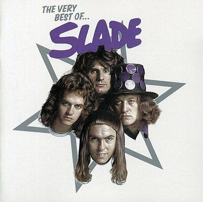 The Very Best Of Slade Audio CD New & Sealed