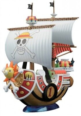 Bandai Hobby Thousand Sunny Model Ship One Piece - Grand Ship Collection Figure