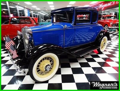 1931 Chevrolet Other  1931 Chevrolet Sport Coupe