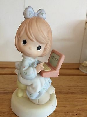 Precious Moments Lot -2 Figurines. EXCELLENT CONDITION