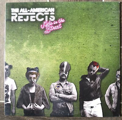 All American Rejects - Kids In the Street Vinyl LP Red/Brown Spots Sealed New