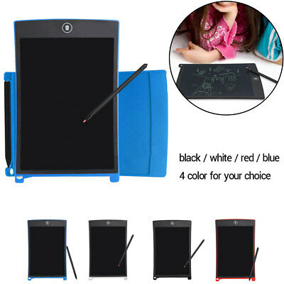 """NEW 8.5"""" LCD Writing Tablet Pad for Boogie Board Jot Style eWriter Boards Stylus"""