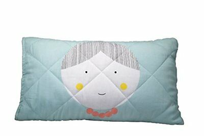Toddler Pillow Case - Greenbuds Organic Cotton Quilted Toddler Pillow Cover with