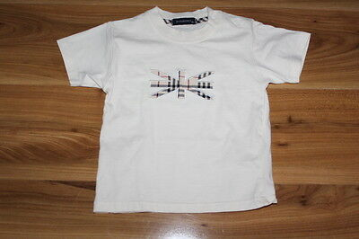 BURBERRY boys top 18 months *I'll combine postage