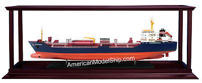 "Display Case Self-Assemble Included Acrylic for Any CRUISE SHIPS 38"" - 43"""