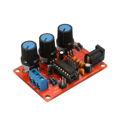 XR2206 Signal Generator Function DIY Sine/Triangle/Square Output 1Hz-1MHz TE788