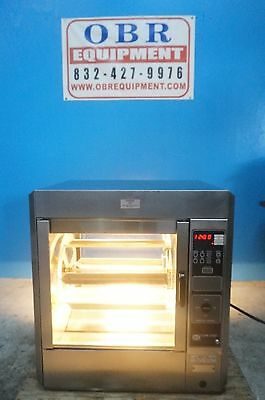 Henny Penny Electric Rotisserie Oven Model Number Tr-105