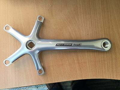 NOS 2006 Campagnolo Record 10 speed 172.5mm Crankarm only