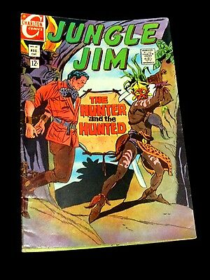 Jungle Jim # 25 Charlton Fine Nice