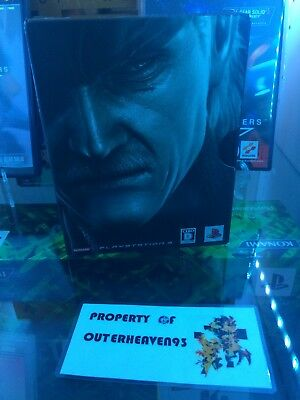 Metal Gear Solid 4 Limited Edition Jap PS3