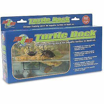 Zoo Med Floating Dock Mini For 5 Gallon Tanks