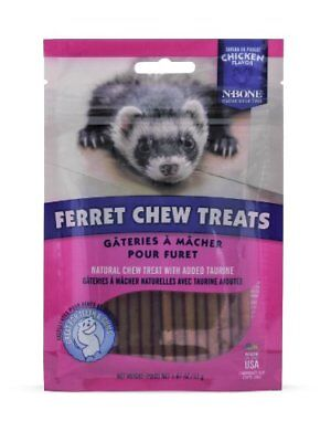 N-Bone Ferret Chew Treats 1.87 Oz/53 G