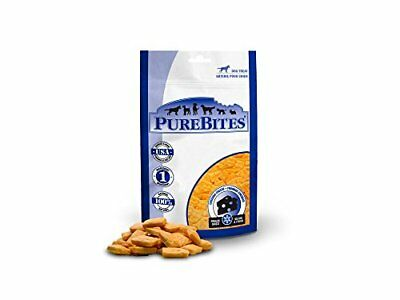 Purebites Cheddar Cheese For Dogs, 8.8Oz / 250G - Value Size